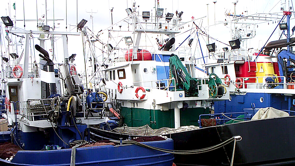 Ayudas para las cofradías de pescadores