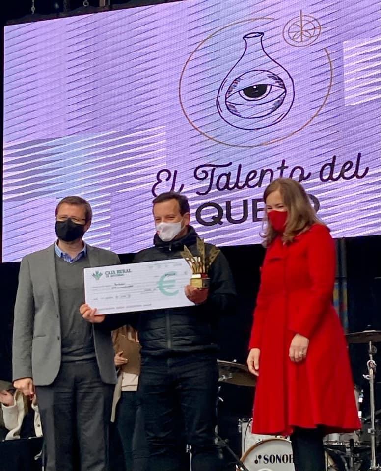 Los Caserinos, premiado en el concurso El Talento del Queso